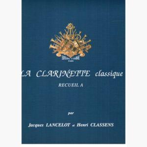 lancelot la clarinette classique a sheet casa beethoven