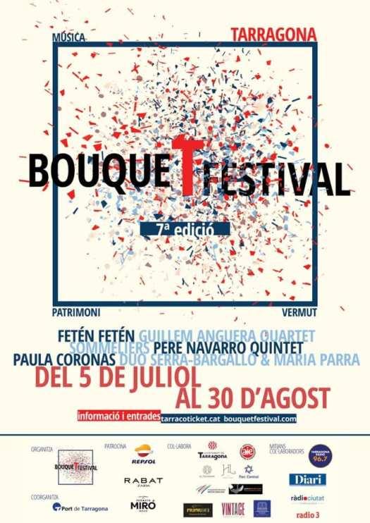 Cartell Bouquet Festival 2019